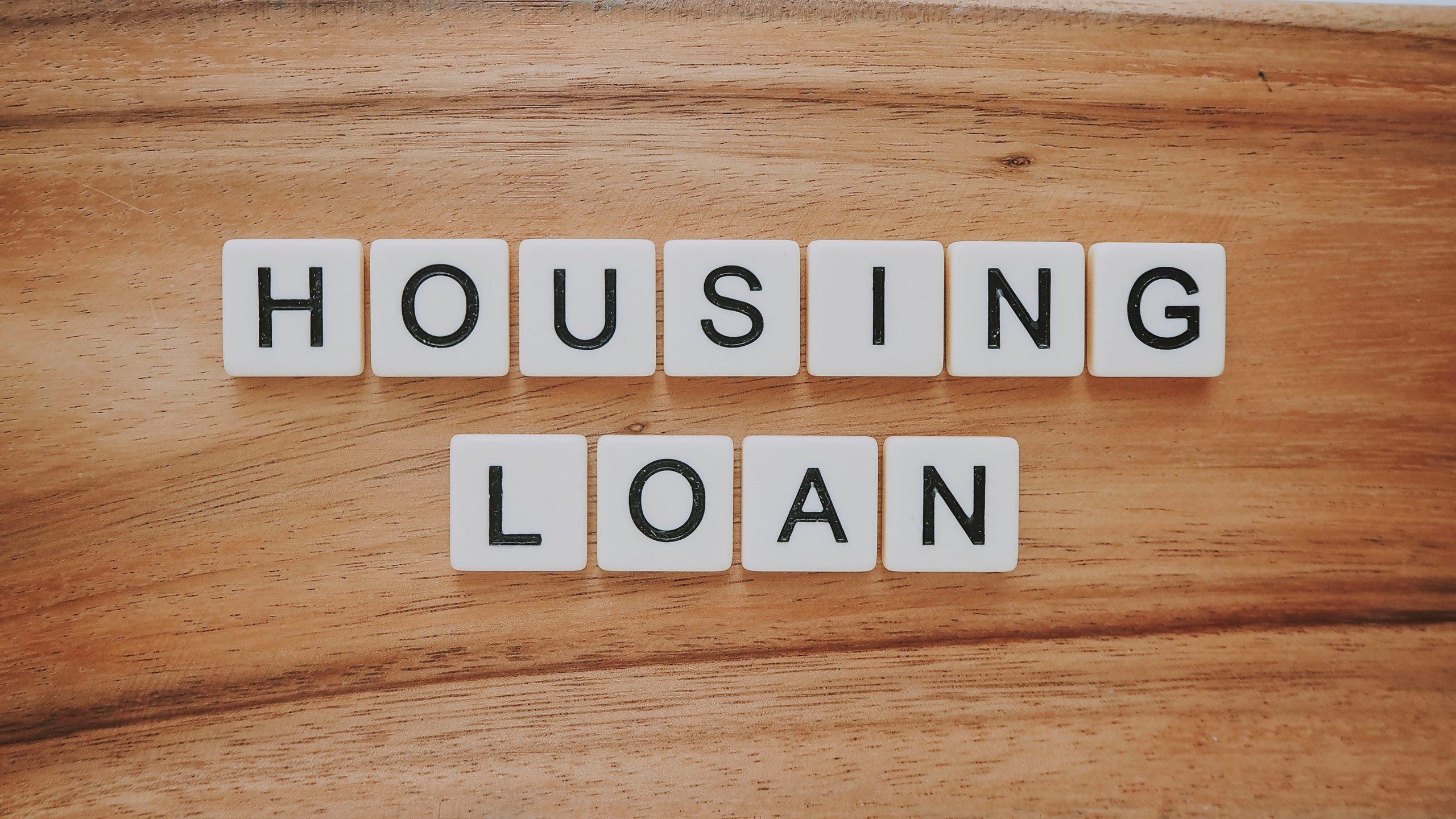 Housing loan letters